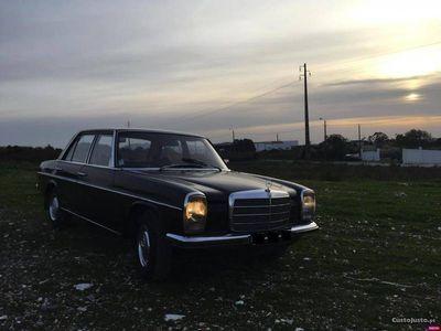 usado Mercedes W115 230