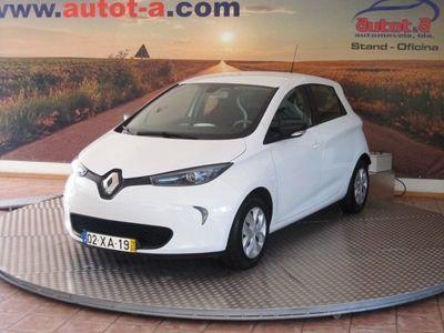 usado Renault Zoe ZE 40 ELECTRIC