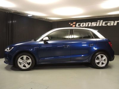 brugt Audi A1 Sportback TDI Pack Inspiration Plus Navi