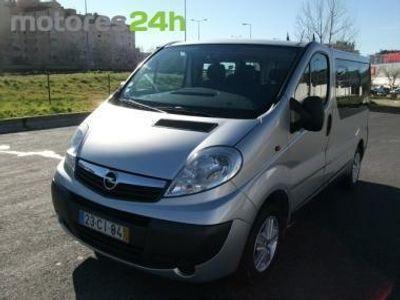 usado Opel Vivaro 1.9 CTDI 9 L