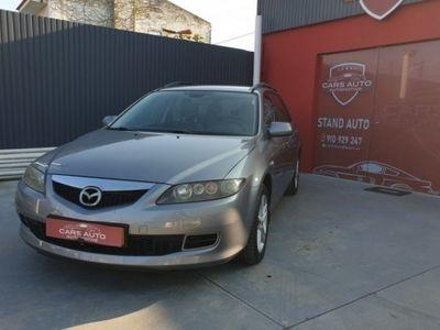 usado Mazda 6 MZR-CD 2.0 Exclusive