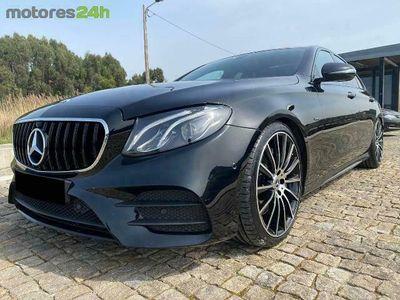 usado Mercedes E300 ClasseAMG Line