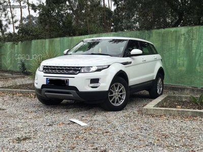 usado Land Rover Range Rover evoque Edge 2.2