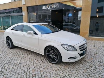 usado Mercedes CLS250 bluefficiency 204 cv