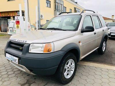 gebraucht Land Rover Freelander 2.0DI