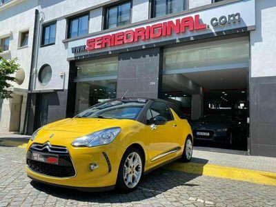 usado Citroën DS3 Cabriolet 1.6Hdi-e auto so chic