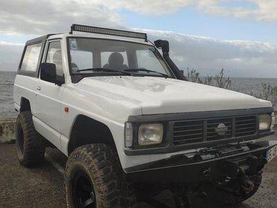 usado Nissan Patrol Y 260