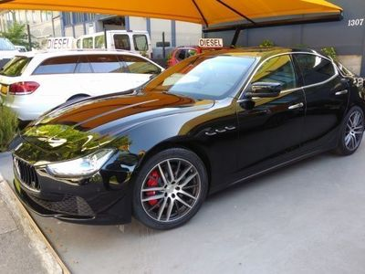 usado Maserati Ghibli 3.0 D Sport