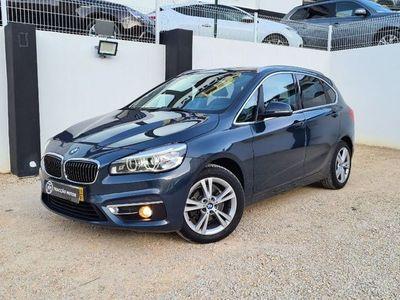 usado BMW 218 d Line Luxury