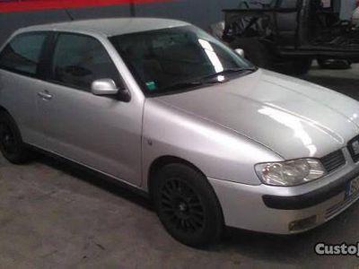 brugt Seat Ibiza 1.9 Tdi