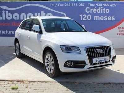 usado Audi Q5 2.0 TDI SLine - 150 CV