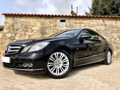 usado Mercedes E250 CDI Coupe Aut