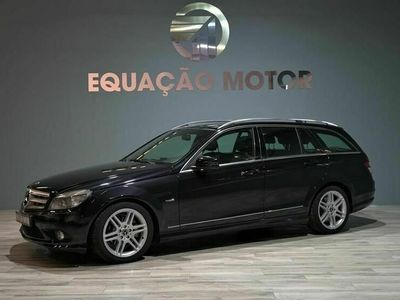 usado Mercedes C220 CDi Station AMG AUT.