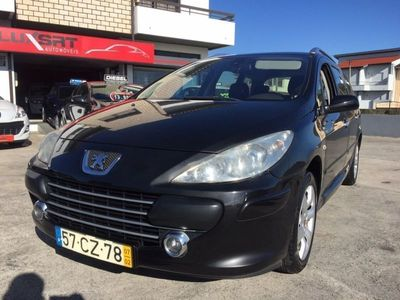 gebraucht Peugeot 307 SW 1.6 hdi Executive Nacional selo Antigo