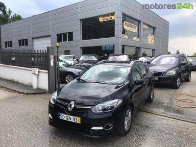 usado Renault Mégane Sport Tourer 1.5 dci limited