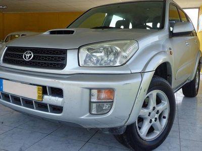 usado Toyota RAV4 2.0D-4D