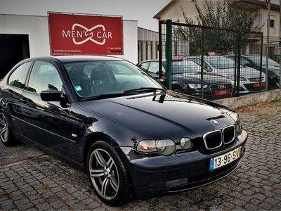 usado BMW 320 150cv Coupe