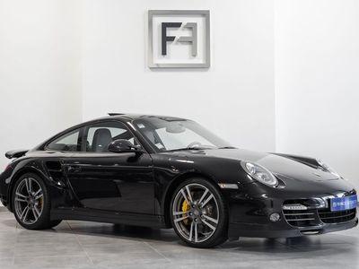 usado Porsche 911 Turbo S 997