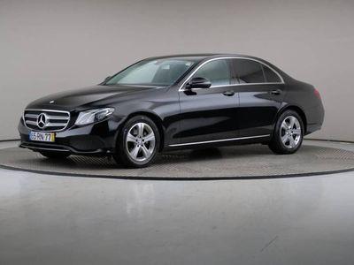 usado Mercedes E220 E-KlasseAvantgarde