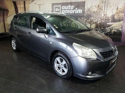 used Toyota Verso 2.0 D-4D Sol