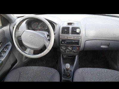 gebraucht Hyundai Accent 1.3i Ls