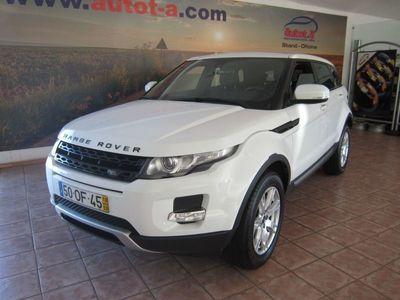 gebraucht Land Rover Range Rover evoque 2,2 ED4 PURE TECH
