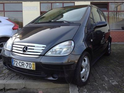 usado Mercedes A170 Avantgard