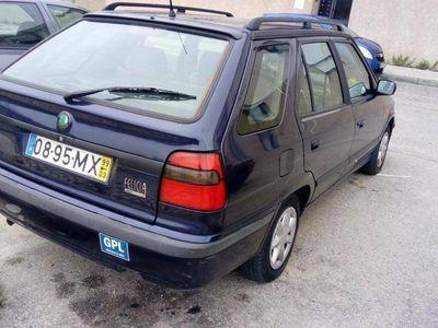 usado Skoda Felicia 1.3 gasolina / GPL
