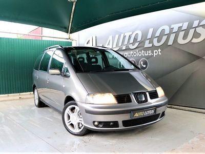 usado Seat Alhambra 1.9 TDI SPORT 150 CV