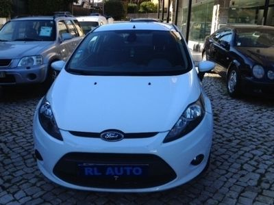 used Ford Fiesta VAN 1.4 TDCI