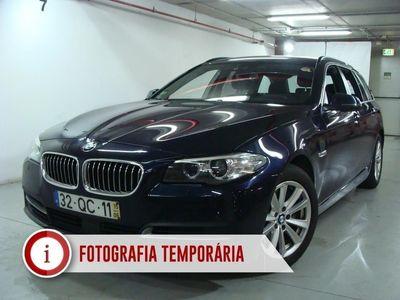 usado BMW 525 Série 5 d Auto Efficient Dynamics GPS 218cv