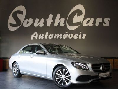 usado Mercedes E220 Exclusive