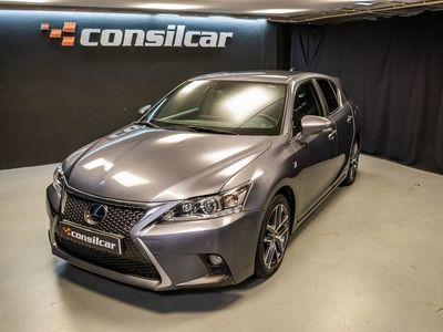 usado Lexus CT200h F-Sport Edition Navigator