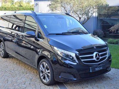 usado Mercedes V250 LONGO NACIONAL C/ IVA DESCRIMINADO