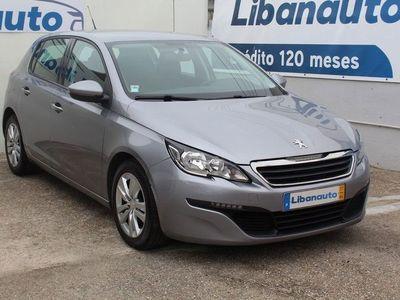 usado Peugeot 308 1.6 HDi 100CV