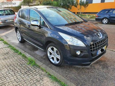 usado Peugeot 3008 Exclusive