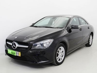 usado Mercedes CLA180 ClasseCDi 7G-Tronic GPS