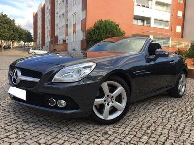usado Mercedes SLK250 CDI BE AMG AUT