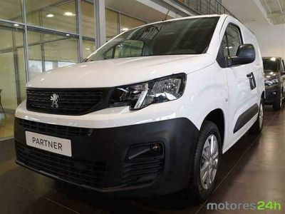 usado Peugeot Partner 1.5 BlueHDi Premium Standard