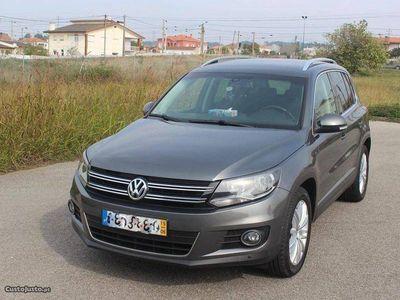 brugt VW Tiguan 5 portas