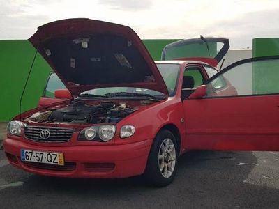 brugt Toyota Corolla 1.9 d
