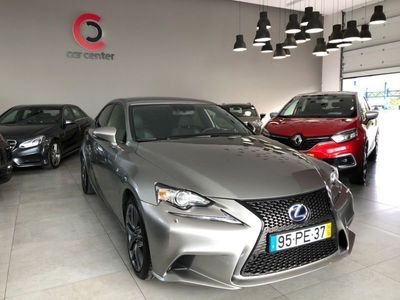 usado Lexus IS300h FSPORT HYBRID
