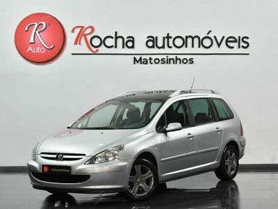 usado Peugeot 307 SW Break 1.6 HDi Premium 110cv