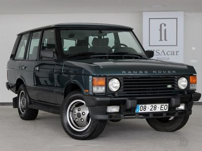 usado Land Rover Range Rover TDI Classic