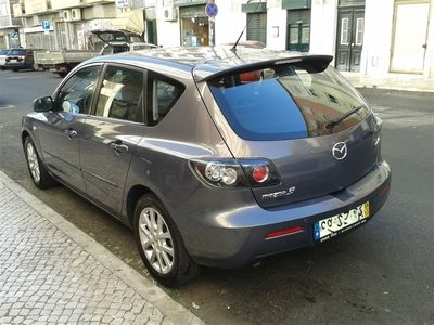 used Mazda 3 MZ-CD 1.6 Exclusive (110cv) (5p)