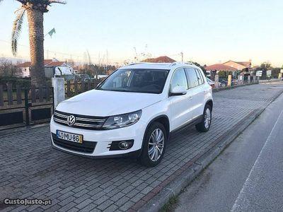 brugt VW Tiguan 2.0 Sport Nacional