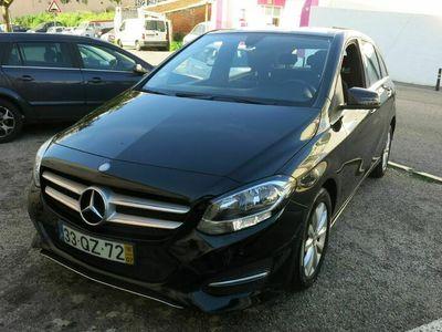 usado Mercedes B180 AVANGARD