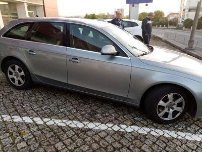 usado Audi A4 Avant 2.0 Tdi Exclusive 143cv
