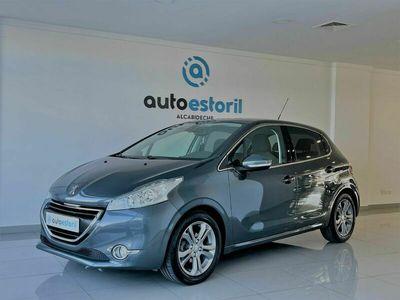 usado Peugeot 208 1.4 HDI Allure 5p.