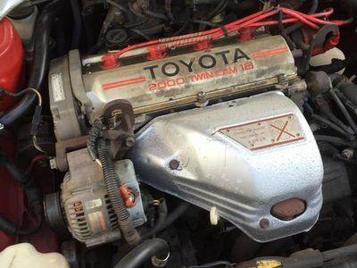 usado Toyota Celica 2.0GT -